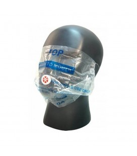 CPR ŽEPNA MASKA - OBESEK