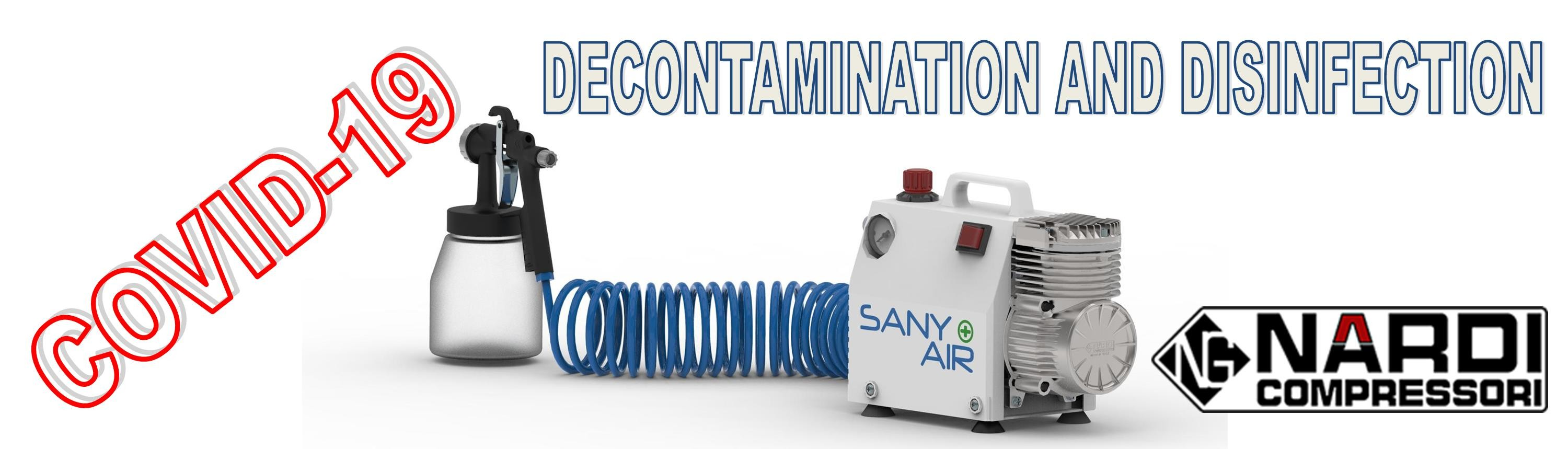 Decontamination and disinfection